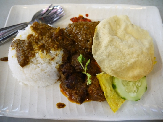 Beef and Chicken Rendang