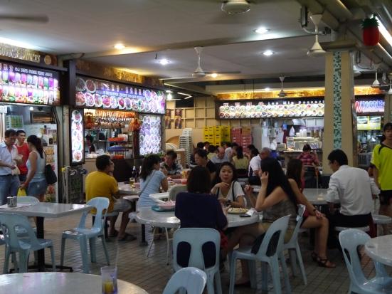 Hawker Stall, Singapore