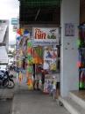 Songkran, Waterguns for sale