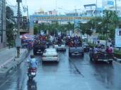 Songkran, Bang Saen
