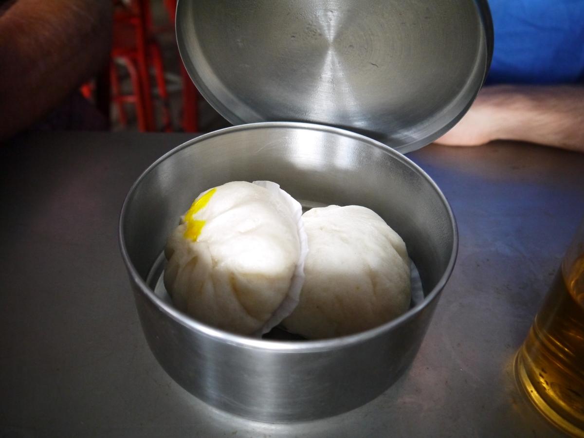 Steam buns