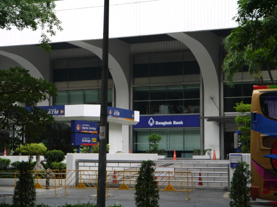 Bangkok Bank at Silom