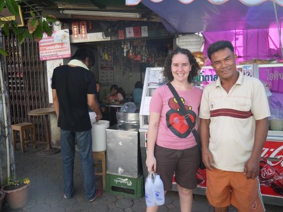 Ice cream shop, petchaburi