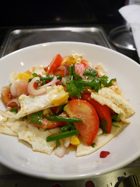 Yam Kai Dao - Fried Egg Salad