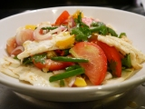 Food Friday – Yam Kai Dao – a delicious Thai salad!