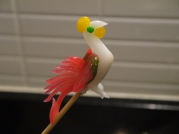 Peacock Lollipop
