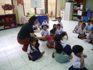 Me at Preschool