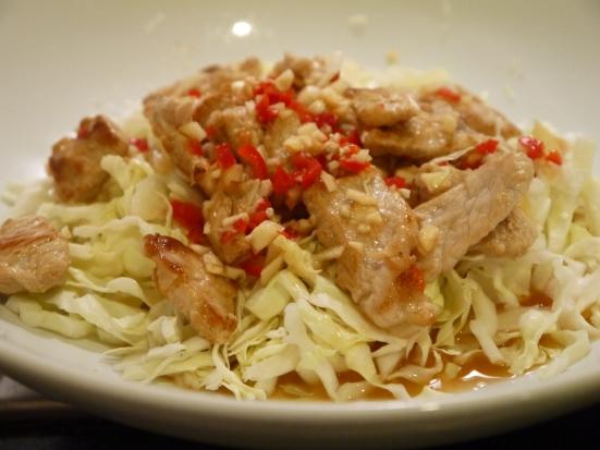 Moo Manao Salad