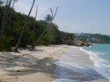 A secluded spot on KohSamui