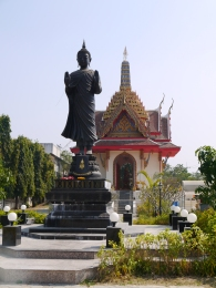 City Pillar Shrine Singburi