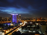 Bangkok is a city that glows