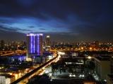 Bangkok is a city thatglows