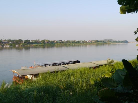 Mekong River Nong Khai