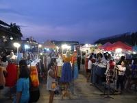 Stalls at Talat Rot Fai