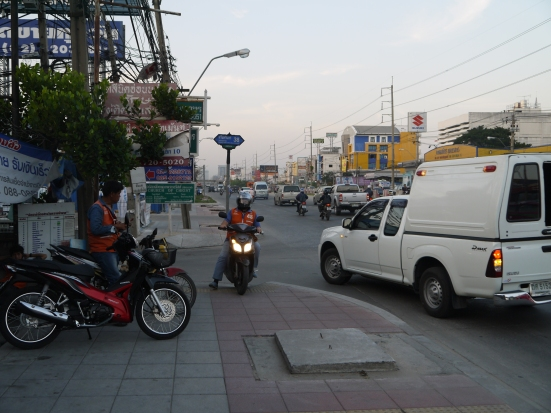 Motorcycle taxi